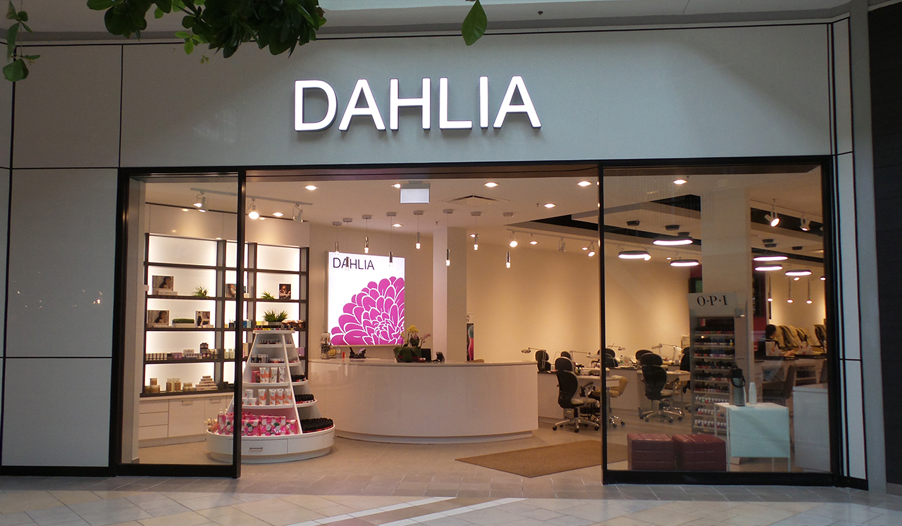 Spa Dahlia | Beauty Nail Salon